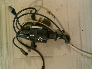Oliver 77 Rowcrop Tractor Good Working Engine Motor Distributor Drive Assembly