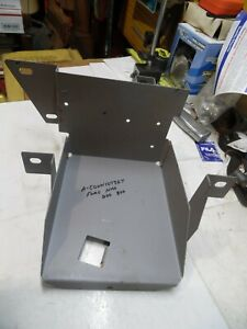 Ford 600 800 Tractor Battery Box Tray Gas Engine