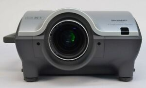 Sharp Xg p25x Conference Series Portable Lcd Projector
