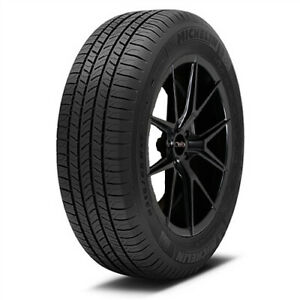2 New 235 55r17 Michelin Energy Saver A S 99h Bsw Tires
