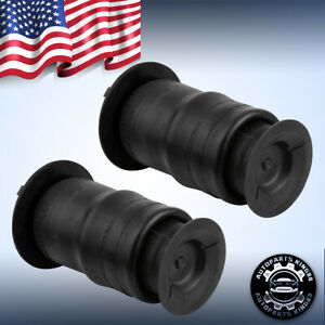 Air Suspension Spring Bags Rear For 02 09 Buick Chevy Gmc Envoy Isuzu Olds Saab