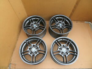 98 03 Bmw 540i E39 1067 Oem Staggered M Parallel M66 Bbs 17 Wheels