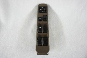 1998 2002 Mitsubishi Montero Sport Genuine Master Power Window Switch 036