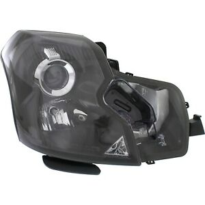 Hid Headlight For 2003 2007 Cadillac Cts Passenger Side W Bulb
