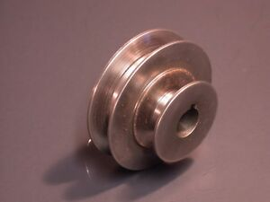 v Belt Motor Pulley From South Bend Metal Lathe