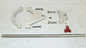 Ammco Lock Rod And Clamp 9592 9999 9998 9593 6854 Brake Lathe 4000 4100 D