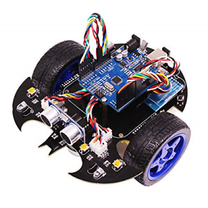 Yahboom Robot Car Kit For Arduino Electronic Robotics Starter Learning Building