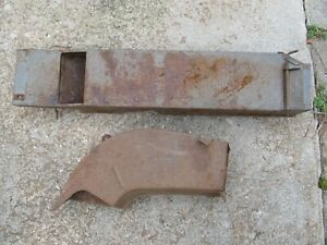 Vintage 1940 s 50 s Heater Box Duct Arvin Ford Chevy Mopar