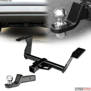 For 14 Subaru Forester Class 3 Iii Trailer Hitch Tube 2 Ball Towing Mount Kit