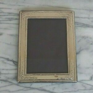 Antique Vintage Pjp Sterling Silver Picture Frame 7 X 9 Size 5 X 7 5x7 Photo