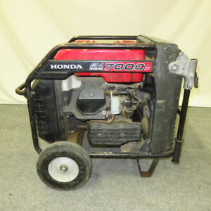 Honda Em Inverter 7000is Gasoline Generator 7000w Local Pickup Only
