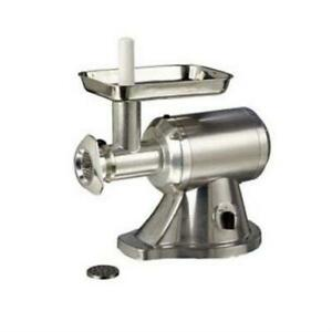 Admiral Craft Mg 1 Meat Grinder 12 Attachment Hub Reverse Function