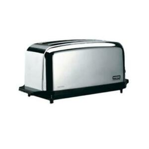 Waring Wct704 Commercial Toaster 2 1 3 8 Wide Slots Extra Long