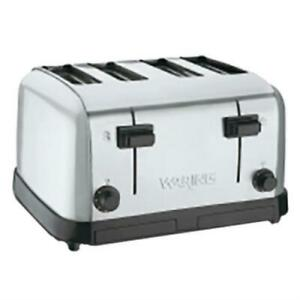 Waring Wct708 Commercial Toaster Medium duty