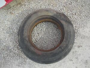 Firestone Guide Grip 6 00 X 16 6ply Front Tractor Tire Farmall Allis Chalmers