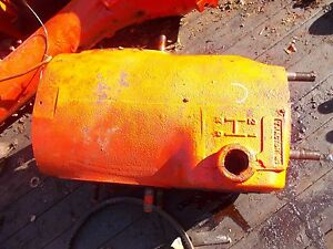 Allis Chalmers C Tractor Ac Transmission Case Housing For Gears