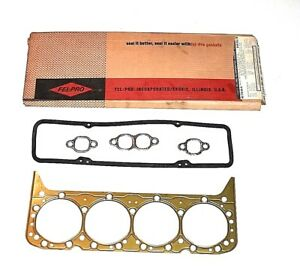 Cylinder Head Gasket Felpro 7733sh1 Chevy Small Block 265 283 302 307 327 350
