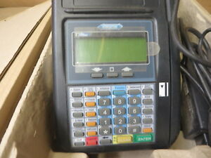 Hypercom T7 Plus Credit Card Processing Terminal