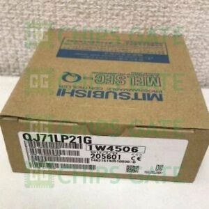 1pcs Brand New In Box Mitsubishi Qj71lp21g Fast Ship