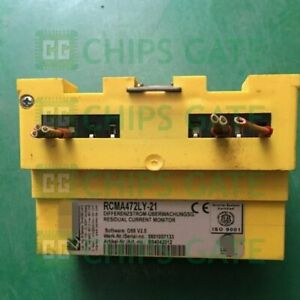 1pcs Used Bender Rcma472ly 21 Rcma472ly 21 Tested In Good Condition Fast Ship
