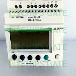 1pcs Brand New In Box Schneider Zelio Plc Sr2b121fu Fast Ship