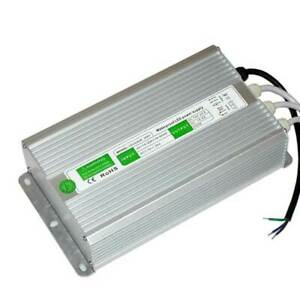 Waterproof Power Supply Dc24v Led Driver 200w Transformer 220 12v Driver For Led
