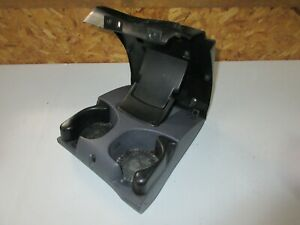 Dodge Ram 1500 2500 3500 Fold Out In Dash Cup Holder Grey 98 99 00 01 02
