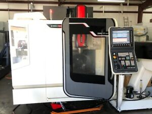 Used Dmg Dmu 50 Ecoline Cnc Vertical 2013 5 axis 20 18 16 8000 Rpm Probes Chip