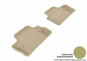 3d Fits 2012 2016 Volvo S60 G3ac71561 Tan Waterproof Third Row Car Parts For Sal