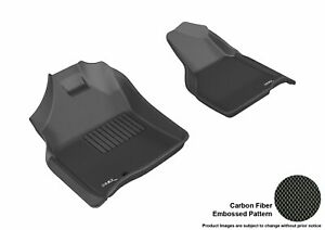 3d Fits 2009 2010 Dodge Ram 1500 G3ac65690 Black Waterproof Front Car Parts For