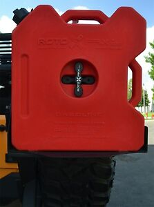 Body Armor 5130 Roto Pax Gas Can Cradle