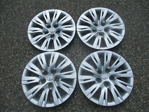 Factory 2010 To 2015 Toyota Camry Matrix Sienna 16 Inch Hubcaps Wheel Covers