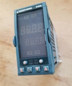 Invensys Eurotherm 2408 Digital Pid Temp Thermocouple Programable Controller
