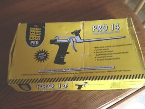 Dow Chemical 230409 Great Stuff Pro Series Pro 14 Foam Dispensing Gun