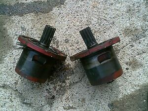Farmall 560 Rowcrop Tractor Ih Main Transmission Outer Axle Drive Gear