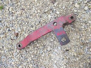 Farmall 400 Rc Tractor Fasthitch 2pt Hitch Ih Side Cylinder Mount Bracket