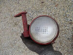Farmall 400 350 450 300 Rc Tractor Rear Red Dot S Light Bracket To Battery Box