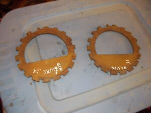 2 Used No 2 Steel Cast Iron Allis Chalmers Planter Ac Seed Plate 321478