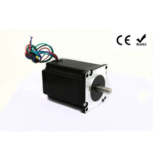 57step Stepper Motor Nema 23 4 Wire Bipolar 2 Phase 1 1 8 3nm For Cnc 3d Printer