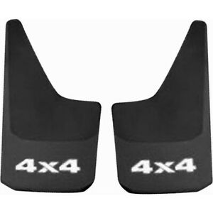 Power Flow 4320 Mud Flaps For 2004 2007 Ford F 150 Set Of 2