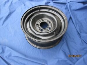 Lincoln 1965 1966 1967 Steel Wheel Nice Condition