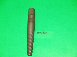 Oem Nos No 6 Dormer Twist Spiral Flute Extractor Broken Bolt Screw U K New