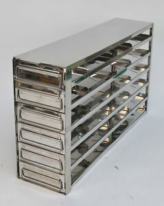 Panasonic Upright Stainless Freezer Rack W Drawers For 20 2 Boxes