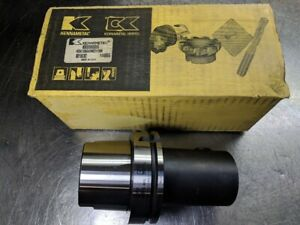 Kennametal Hsk100a To Km63 Adapter 115mm Projection Hsk100akm63115m loc2792a