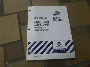 New Holland Skid Steer Manual In Stock   JM Builder Supply and ... on