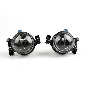 For 2005 2007 Ford Focus 2003 2005 C Max Front Bumper Fog Lights Lamp 1 Pair T1