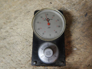 Trav a dial Travadial Dial Indicator Readout Machinist Metal Lathe Tooling