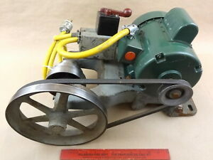 Nice South Bend 9 Lathe Complete Countershaft Forward Reverse 1 2 Hp Motor