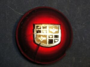 Studebaker 1950 1951 Champion Red Horn Button Collectible