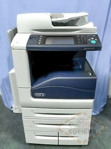 Xerox Workcentre 7855 A3 Multifunction Color Laser Copier Printer Scanner 55ppm
